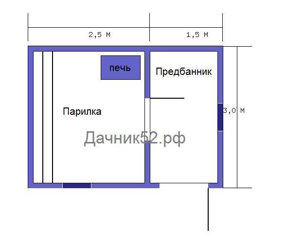 Пихта 1 план